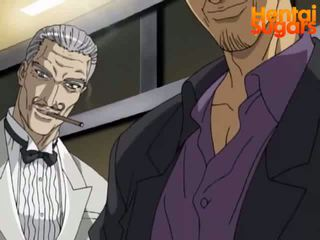 2 Anime Masters See How Their Slave Is Riding This Rock Hard Prick