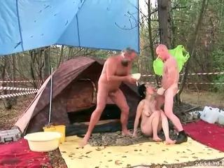 X Rated Pissing 3some