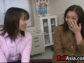 japānas, lesbiete, vienmērīgs