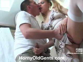 hardcore sex, sex vjetër të rinj, oldmen