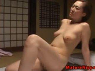 Érett ázsiai -val szép test pov baszás
