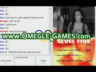 Omegle 게임 234