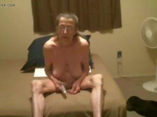 Vecs vecmāmiņa ar vibrātors, bezmaksas pieauguša porno bc