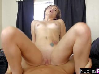Nubilesporn - Horny Teen Needs a Cock to Cum: Free Porn a7