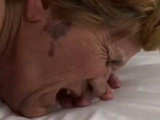 Granny Needs it: Free Anal HD Porn Video ef