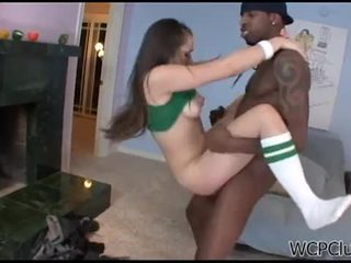 Tiffany stern handles die stamina von ein schwarz dude