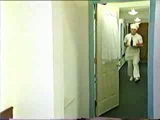 Anita בלונדינית מזיין עם זין