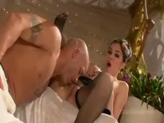 Sasha grey en sensuel baise