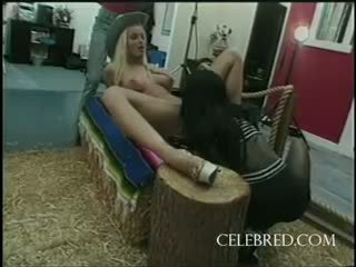 Dee Baker Mocha And Silvia Saint Spend The Day Chicking