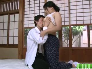 hardcore sexo, japonês, boquete