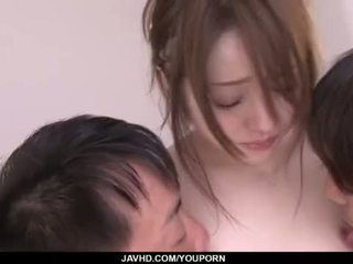 ιαπωνικά, mmf, cock πιπίλισμα