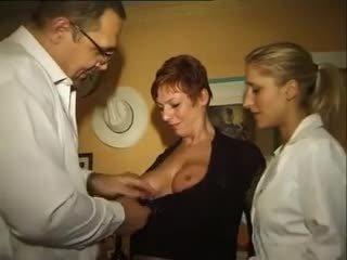 3 vids ホット 成熟した ドイツ語 swingers