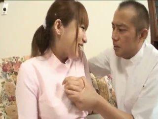 japonec, velká prsa, asian girls