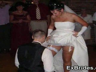 Reāls karstās amatieri brides!
