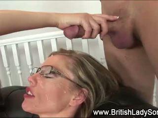skupinový sex, britský hq, cumshot väčšina