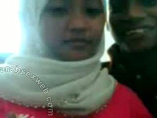 इंडोनीषियन jilbab sex-asw866