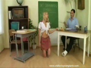 Een dedicated leraar