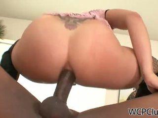 brunette, grosse bite, assfucking