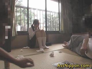japanse, assfucking, anale sex