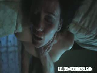 Celeb natasha gregson wagner topless bare pupi uz filma