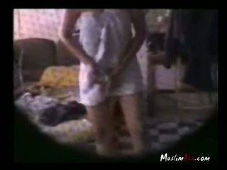 Maleisisch hijab spycam video-