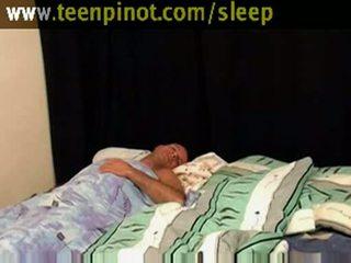 女孩 beauty 性交 而 睡眠