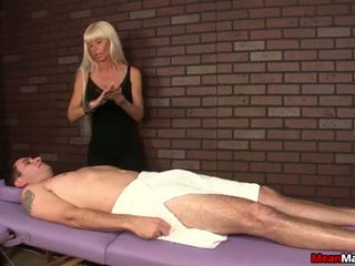 mastürbasyon, masaj, femdom