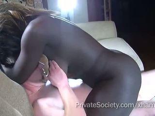 shaved pussy, cock nepieredzējis, interracial