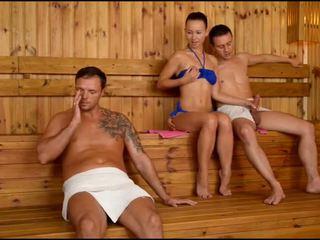 Taylor sands sauna throat pagtitipon