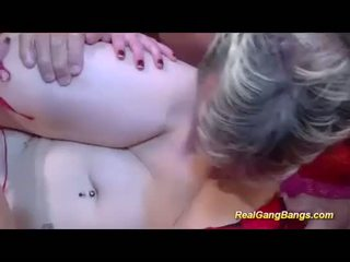most groupsex, gagging, more redhead fucking