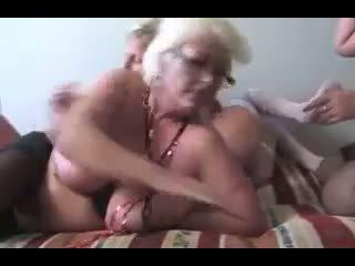 Amadurece orgia: grátis vovó porno vídeo 95