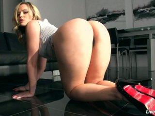 porno, liels, cum