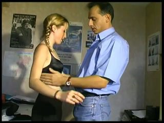fun blondes, real french scene, great anal