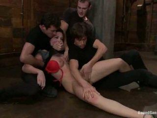 性交性爱, 美臀, 双渗透