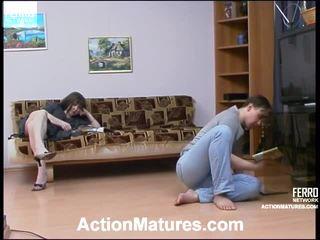 Elinor ja morris seksuaalne vananenud video