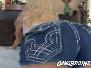 Big Boobs Blonde Summer Brielle Fucked...
