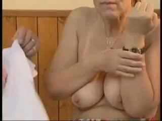 babičky, old + young, starostlivosť o tvár