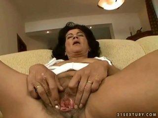 Vecmāmiņa sekss kompilācija