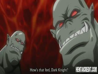 Prins hentai fata brutally inpulit de monsters
