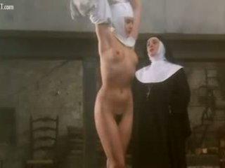 Eva grimaldi naakt van la monaca nel peccato