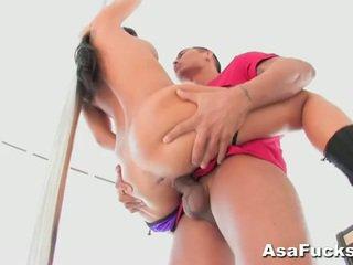 Asa akira pounded