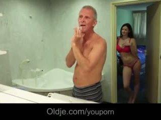genç, büyük göğüsler, pussyfucking