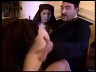 Sperma op nuns !
