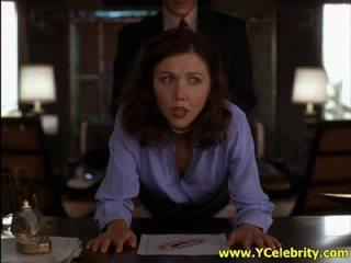 Maggie gyllenhaal segretaria