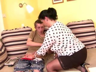 טבו posh בוגר אנמא לפתות צעיר בן, פורנו b5