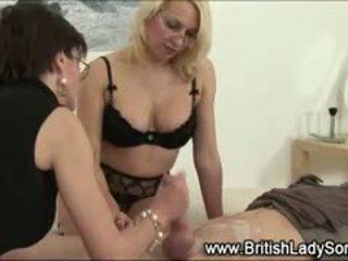 alle brits, cumshot kwaliteit, nominale femdom meer
