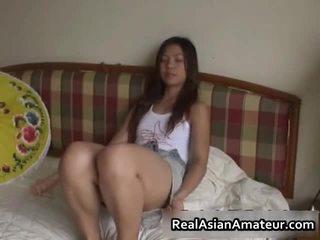 角质 亚洲人 性别 玩具 他妈的 现场