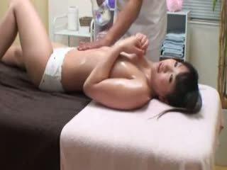 brunette, voyeur, masturbation