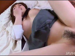 Asian nun gets banged