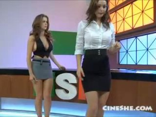 Emily addison & heather vandeven gol știri
